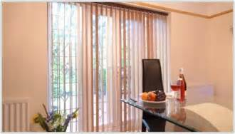 Faux Wood Blinds For Patio Doors Vertical Blinds Patio Doors Patios Home Decorating Ideas Yqwnzqywno