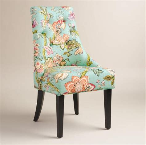floral dining room chairs the main benefit of building your own dining chairs and