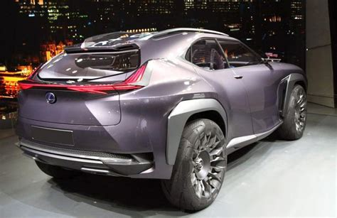 lexus ux 250 idea di immagine auto