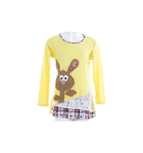 Kaos T Shirt Wanita Cewek Banana Polos Kaos Pisang t shirt kaos cewek lengan panjang joie 016010368