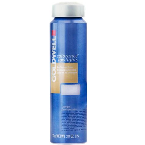 goldwell colorance goldwell colorance lowlights recontrast color can 3 8 oz