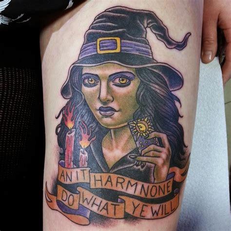 witch tattoo best tattoo design ideas
