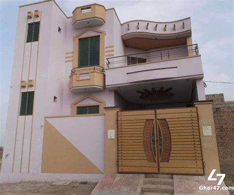1 5 Car Garage Plans 5 marla house for sale in bodla town multan ghar47