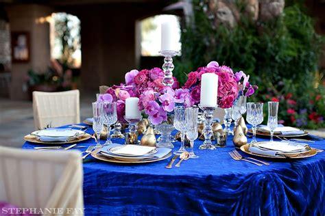 wedding ideas pink fuschia pink orchid center pieces scottsdale wedding photographer