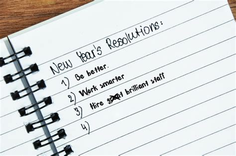 resolutions for the new year 5 new year s resolutions for recruiters