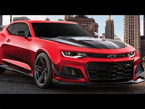 2018 2019 camaro zl1 1le (650hp) exhaust note youtube