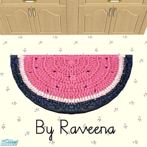 half moon kitchen rugs raveena s kitchen half moon rug watermelon