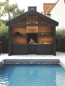 cuisine d ext 233 rieur inox mobile design barbecue