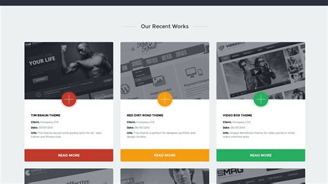 unobtrusive design studio wordpress theme by template