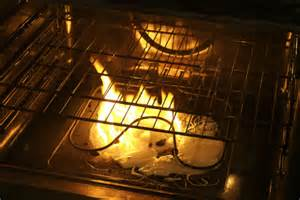 oven fires what to do and how to prevent