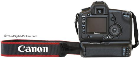 canon bg e4 battery grip (for canon eos 5d) review