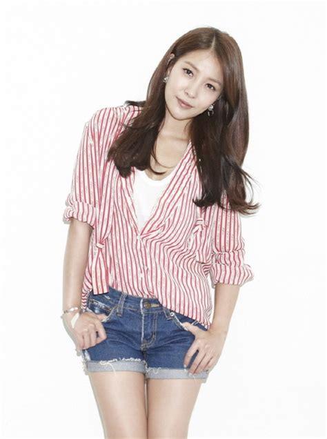Jaket Wanita Korea Soo Youn soo berterima kasih atas comeback boa ke industri
