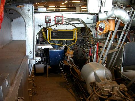 five 530 sherman tank interior wsource