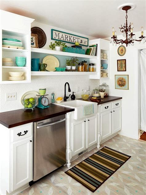 kitchen cabinets for a small kitchen