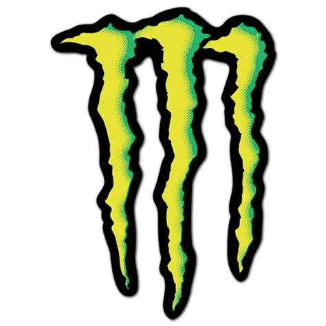 Aufkleber Monster Energy Auto by Aufkleber Monster Energy Logo Webwandtattoo