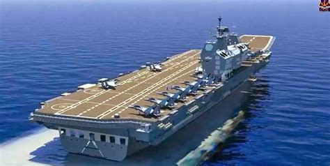 airplane carrier vikrant class indian indigenous aircraft carrier iac global review