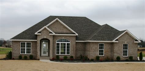 building custom home gallery of homes