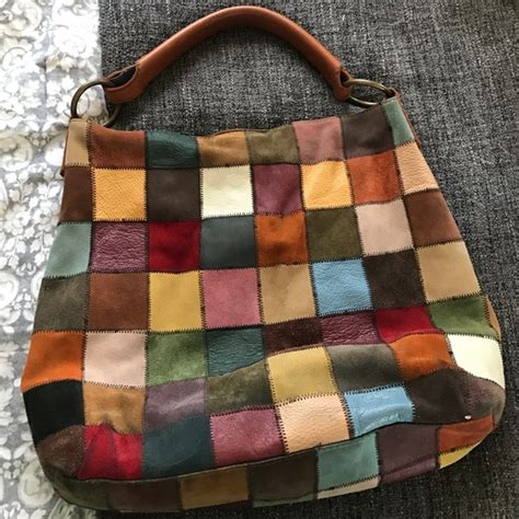 80 lucky brand handbags lucky brand patchwork tote