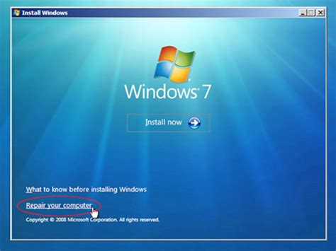 repair windows 7 boot problems without a windows 7 disc