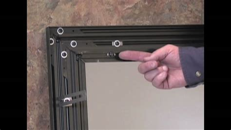 Installing Glass Fireplace Doors How To Install Mesh Curtains For Fireplace Glass Doors