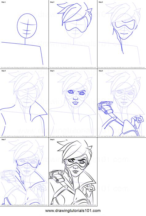 How To Draw Tracer