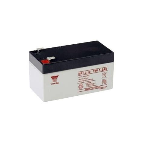 Baterai 12v 1 2ah yuasa 12v 1 2ah battery tiger security