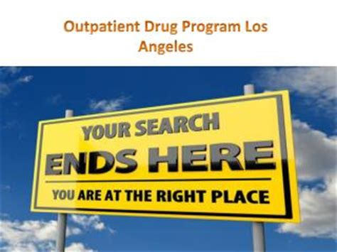 Detox Programs Los Angeles by Ppt Boulevard Substance And Rehabilitation Los