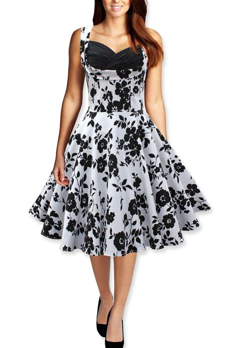 full circle swing dress classic vintage style 1950 s full circle rockabilly swing