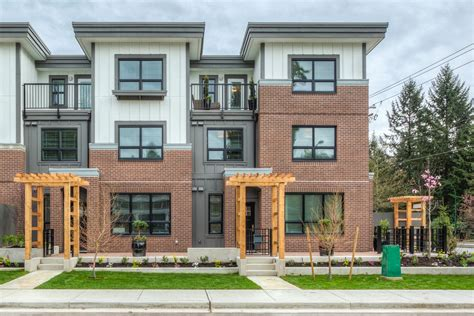 what is a townhome north vancouver townhomes parkgate by texor homes