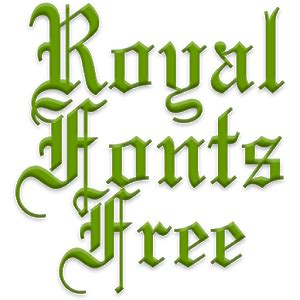 Dafont Royalty Free | royal fonts for flipfont free android apps on google play