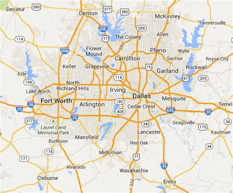 map of fort texas area pet euthanasia in comfort of home dallas fort worth