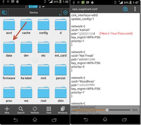 how to show wifi password on android how to view saved wifi password on android iphone windows s it solutions