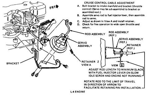 motor repair manual 1984 chevrolet corvette engine control repair guides cruise control servo autozone com