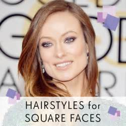 hairstyles for square faces 40 square jawed hairstyles short hairstyle 2013