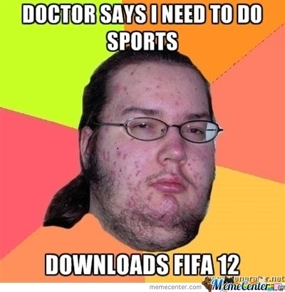 I Need A Doctor Meme - doctor says i need to do sports by cheekyladishmind meme