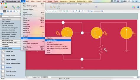 Lighting Diagram Software Mac