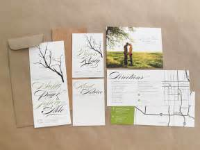 buffy jeff s twine cork and branch wedding invitations