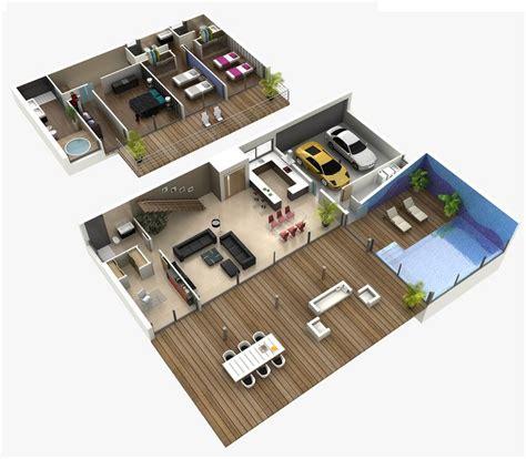 planos de casas en 3d dise 241 os de interiores de casas planos buscar con hogar colors pools and 3d