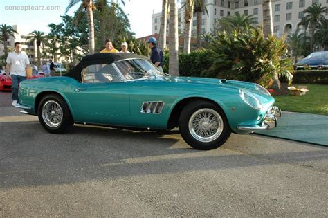 250 gt california value 1961 250 gt california conceptcarz