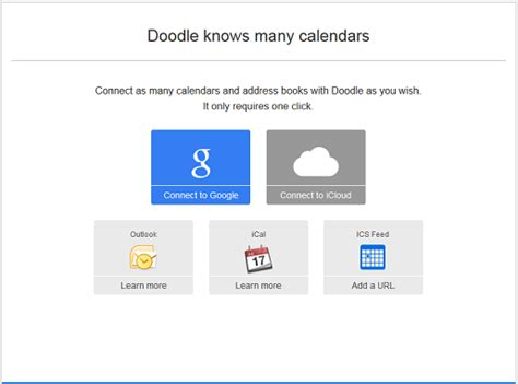 doodle calendar appointment appointment scheduling made easy with doodle doodle