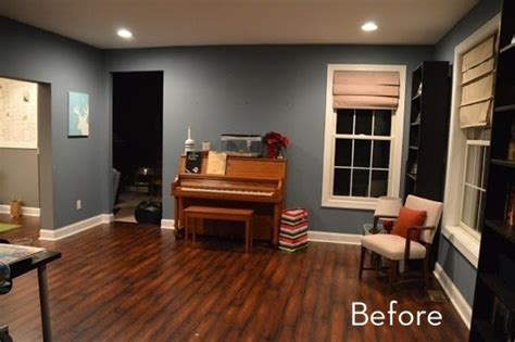 family room makeover before and after a musical family room gets a makeover