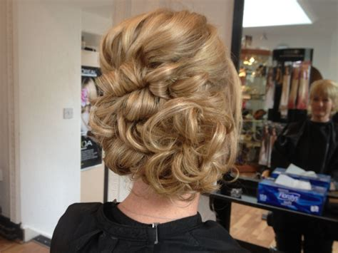 Curls Pinned Up Hairstyles by Pinned Up Curls Hair Mid Length Hair Hair