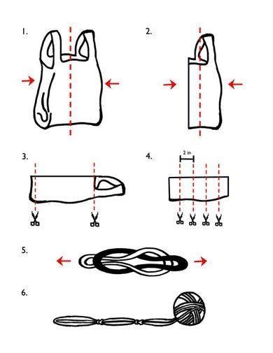 Tas Totebag Octopus Bad Cool best 25 plastic bag crochet ideas on recycled