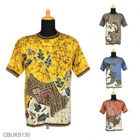 Kaos Motif jual kaos batik murah model kaos batik terbaru
