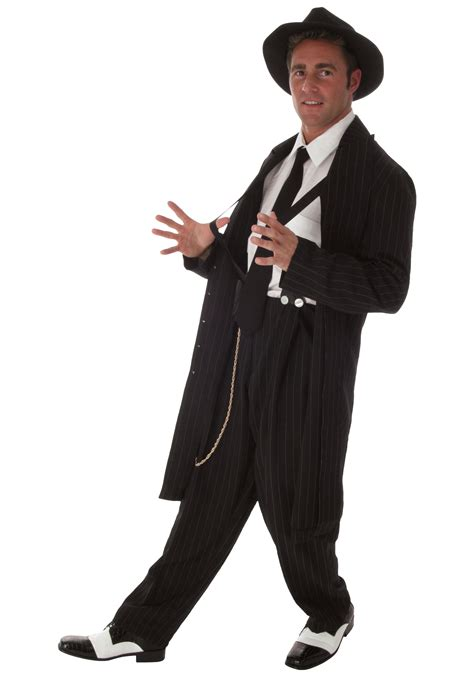mens 20s costumes costume discounters plus size zoot suit costume