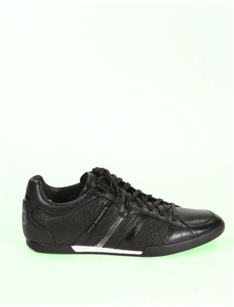 Y3 Shoes Black y3 yohji yamamoto shoes in black for lyst