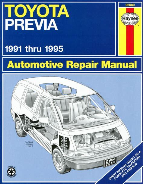 1992 toyota previa repair manual online pdfsr com 1995 previa wiring diagram pdf 30 wiring diagram images wiring diagrams billigfluege co