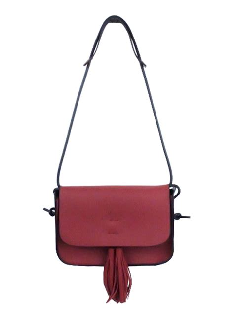 Slingbag Kode B choki 6062 choki korean sling bag with tassel