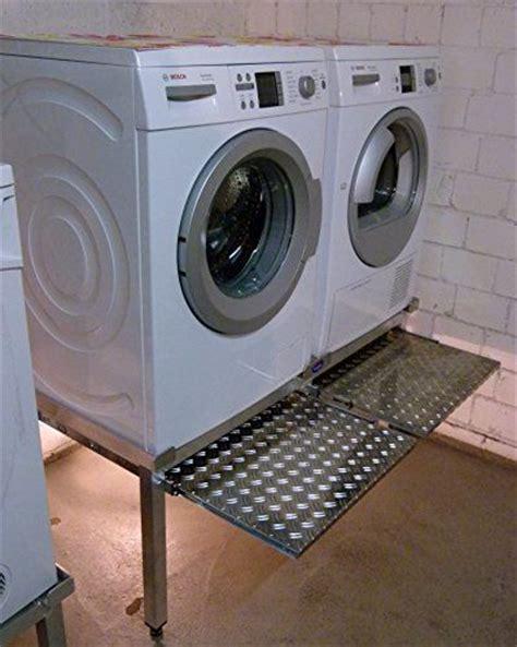 gestell trockner auf waschmaschine die besten 17 ideen zu waschmaschine mit trockner auf