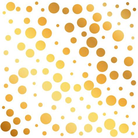 dots pattern freepik pattern with golden dots vector free download